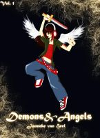 Demons and Angels cover by GuitarAngel93