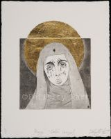 Mary (Gold Leafed) by FelicityHart