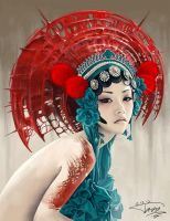 To Karol Bak by TatianaLarina