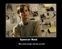 Spencer Reid motivational by strawhat4life