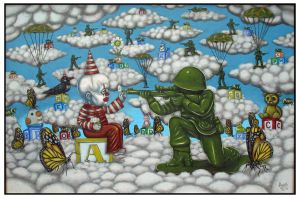 Army Men by Pascalism