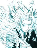 Hitsugaya by MarFlower