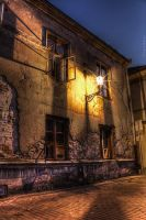 traces of time - Zamosc by shade-pl
