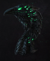 Acid Raven by Arkras
