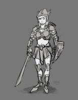 messy armor by Jeffufu