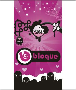 bloque hang tags by mrhantags