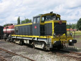 Mariembourg 210714 SNCF BB63149 by kanyiko