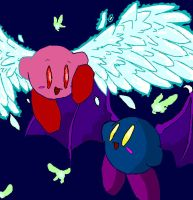 I'll fly away with you by metamorro