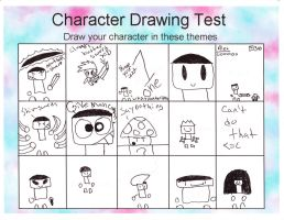 my character in 15 things by blix225