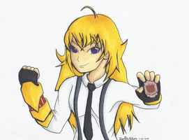 Yang Xiao Long: Junior Detective by Zentics