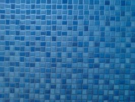 blue mosaic linoleum by dr-druids-STOCK