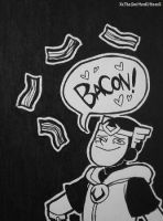 SO MUCH GLORIOUS BACON by XxTheSmittenKittenxX