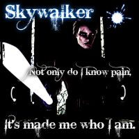 Skywalker-Pain by Chrisily