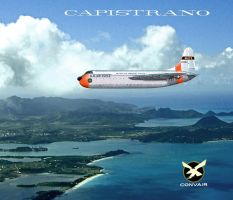 Convair YC-128A Capistrano by Bispro