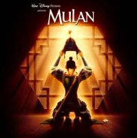 Mulan Front CD Cover by peachpocket285