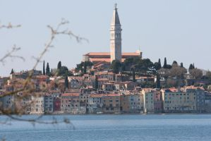 view to Rovinj town 7 by ingeline-art
