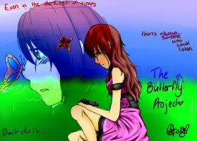 The Butterfly Project by pandapunk143