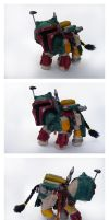 My Little Boba Fett by Spippo