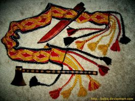 Seminole Accoutrements by BaBQ