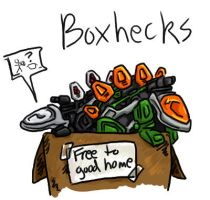 Boxhecks by pointytilly