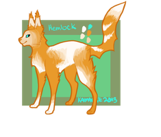 Hemlock Reference Sheet by Kama-ItaeteXIII
