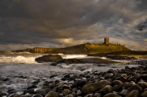 Dunstanburgh Castle 6 by newcastlemale