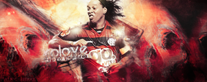 Ronaldinho by PatrickeR