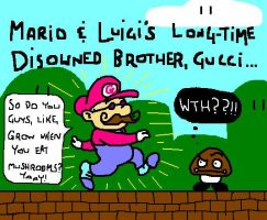 the Lost Mario Brother by MichaelMayne
