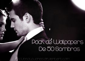 +Pack de Wallpapers inspirados en 50 sombras. by FlyWMeInCharlieTango