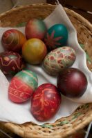 Easter eggs by mini---MIR