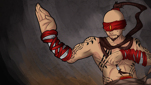 Lee Sin the blind monk VIDEO by 15p