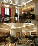 Semi Classic Office by kulayan3d