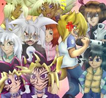 Yugioh ANIMALS XD by StarsInTheDarkness