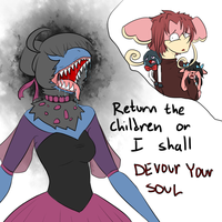 release the children, roy by tealgoodra