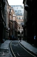 Street of London by Dj-Hayabusa