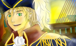 Pirate England by Meggie5610