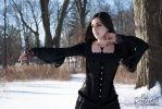 Casting - Winter Witch by Kirjavaa