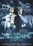 Wrestlemania 28. by ZT0
