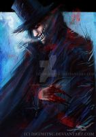 Commission: Jack The Ripper by Digimitsu