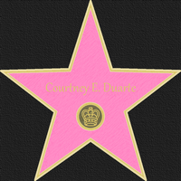 Courtney's Hollywood Star! by SEGASister