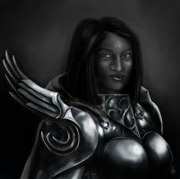 Paladin by DragonOfBitterLies