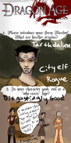 Dragon Age Meme by Arkatrine