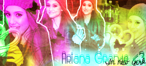 Ariana Grande In NYCBBY by RainbowThrowup