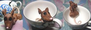Dormouse Prop for Smiling-Moon by SmilingMoonCreations
