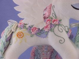 Celestia Carousel - Detail by LadyLittlefox