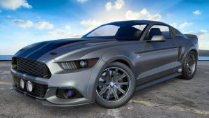 2015 Ford Mustang GT 500 Eleanor by SamCurry