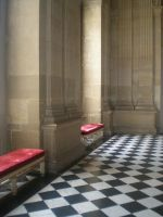 Checkered floor by gsdark-stock