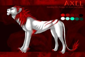 Axel - Pride XIII Design v2 by soulspoison