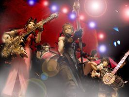 FFVII Band by unknown4now