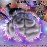 Saph's Birthday Brunch in the Multiverse by GrottoKraft